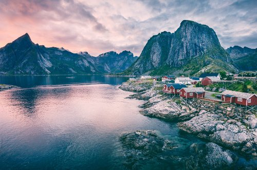 Minibus and Coach hire Norway