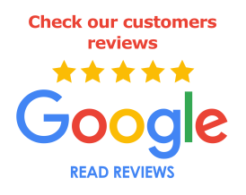 Google reviews for our coach hire service throughout Belgium