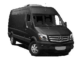 16 seater minibus hire in The Hague