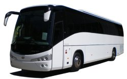 53 seater coach and charter bus hire in Zurich, Switzerland