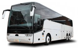 68 seater coach and charter bus hire in Zurich, Switzerland