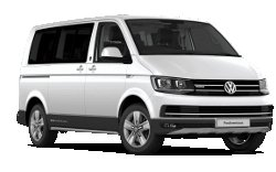 8 seater minibus with driver hire in Zurich
